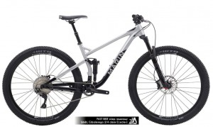 "MARIN full RIFT ZONE 3  29"" 2019"