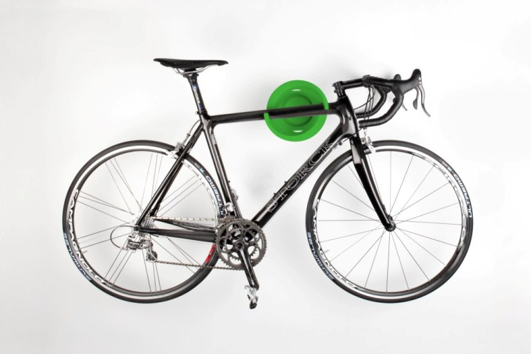 Chłodny Wieszak rowerowy CYCLOC Solo biały od ręki! sklep PRIMAL.PL EZ94